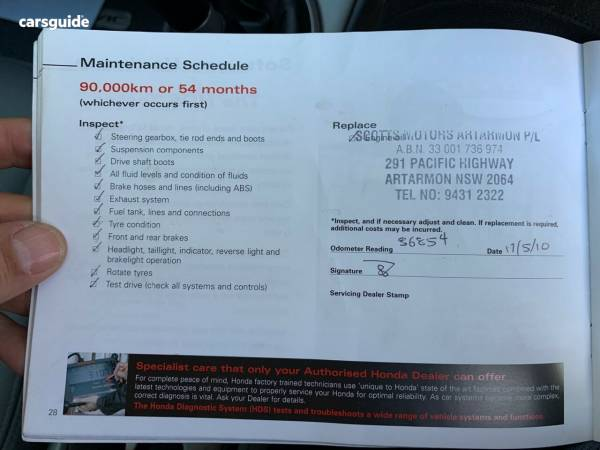 Honda Civic Sedan for Sale Brookvale 2100, NSW | carsguide