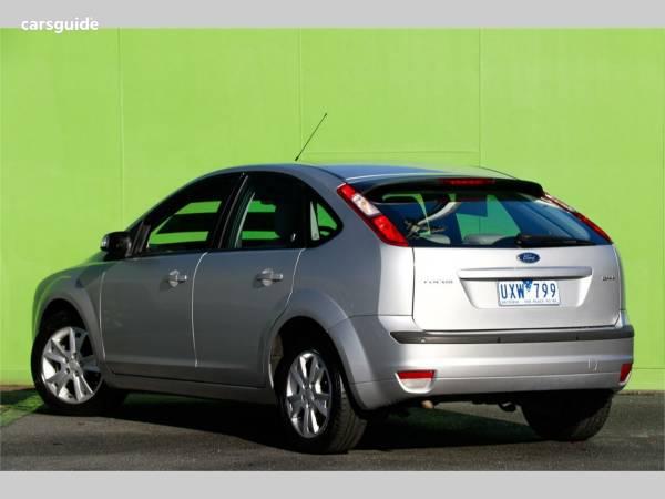 2007 Ford Focus Ghia