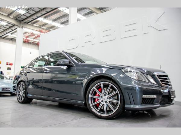 2011 Mercedes Benz E63 Amg For Sale 74 990 Automatic Sedan Carsguide