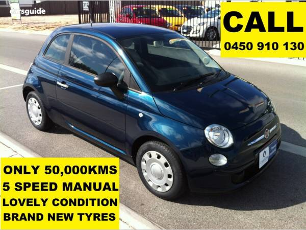Fiat 500 for Sale Perth WA | carsguide
