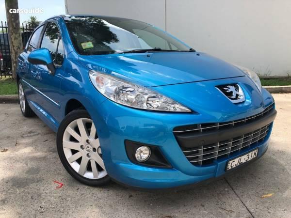 Peugeot 207 Hatchback for Sale LANSVALE 2166, NSW | carsguide