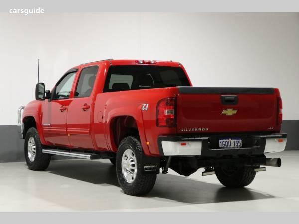Chevrolet Silverado for Sale | carsguide
