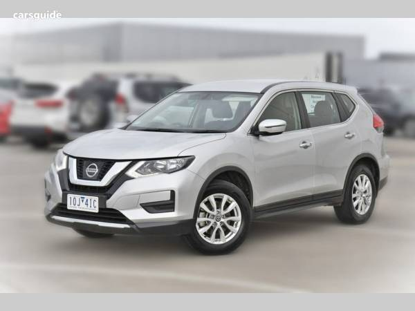7 Seater Suv 2017 >> 2017 Nissan X Trail St 7 Seat 2wd For Sale 23 490 Automatic Suv