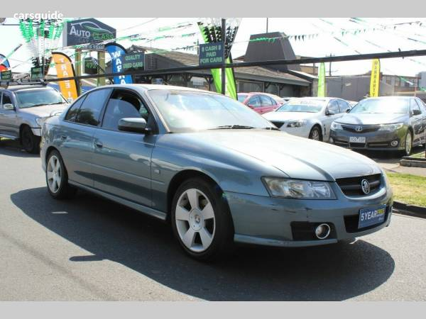 2006 Holden Commodore SVZ For Sale $5,999 Automatic Sedan