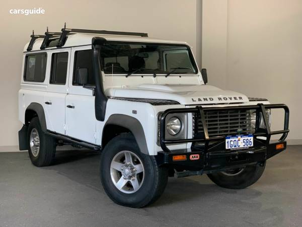 2014 Land Rover Defender 110 (4X4) For Sale $58,990 Manual