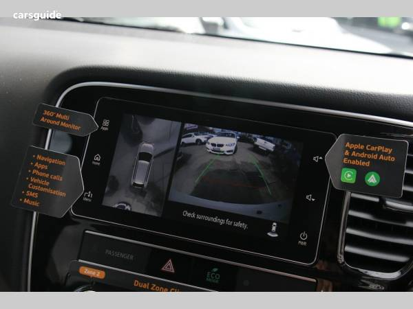 Mitsubishi Outlander SUV for Sale with Apple Carplay | carsguide