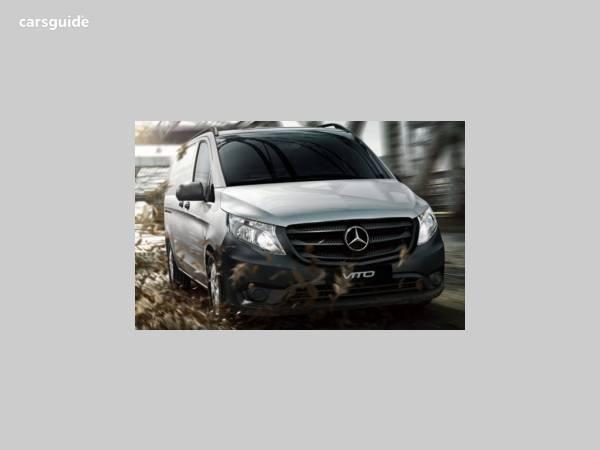 New Mercedes-Benz Vito for Sale | carsguide