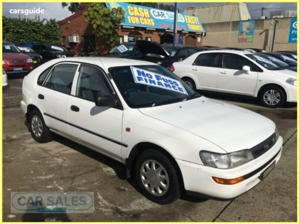 1998 Toyota Corolla CSI Seca