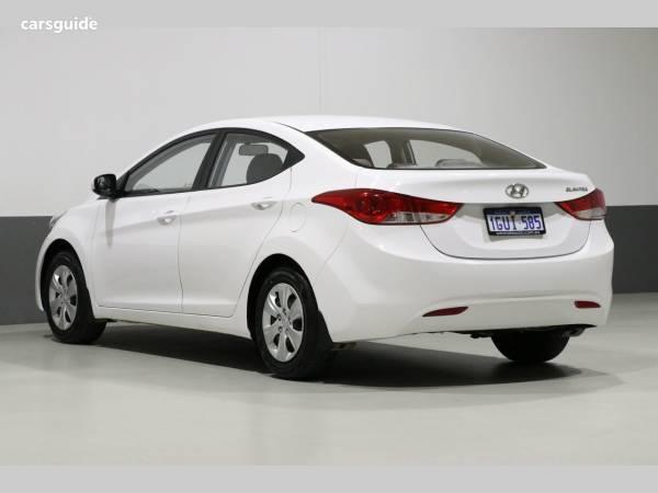 Used Hyundai Elantra for Sale Perth WA | carsguide