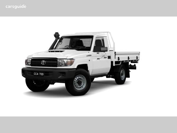 Toyota Landcruiser Hdj79 Ute for Sale | carsguide
