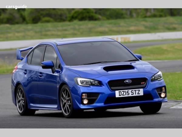 2019 Subaru WRX STI Premium (wing) (awd)
