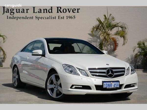 2011 Mercedes Benz E350 Elegance For Sale 32 990 Automatic Coupe