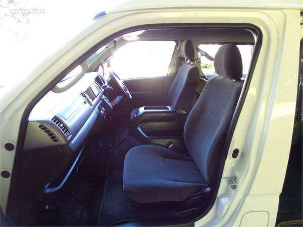 Toyota Hiace Station Wagon for Sale | carsguide