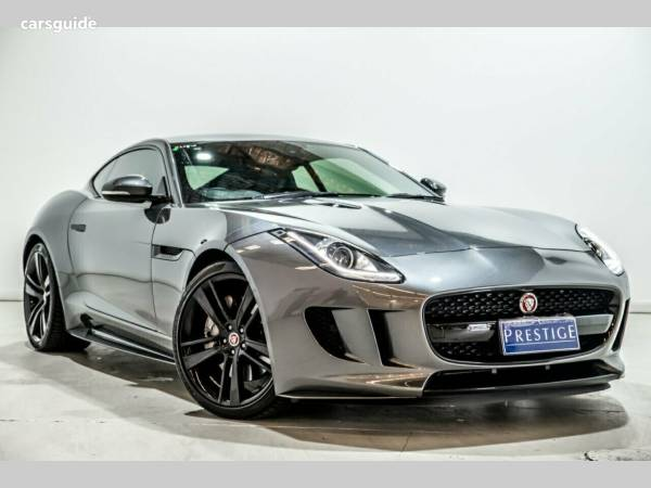 2016 Jaguar F-Type V6 S For Sale $109,800 Automatic Coupe