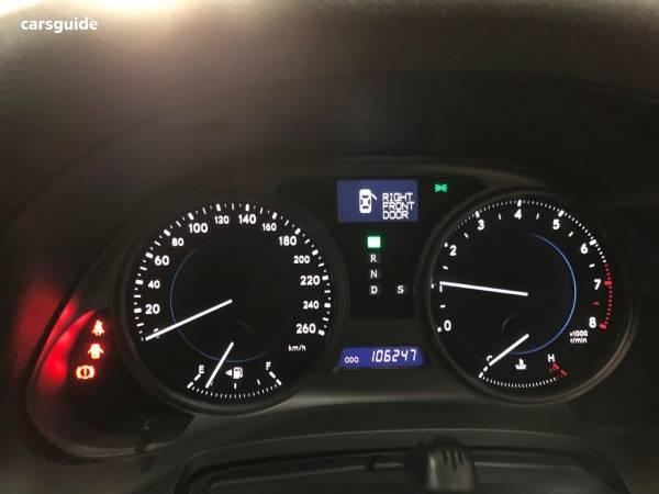 Lexus Is Sedan for Sale Cremorne Point 2090, NSW | carsguide