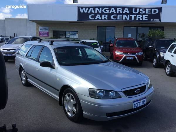 2004 Ford Falcon XT (lpg) For Sale $2,999 Automatic Wagon