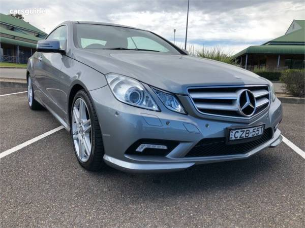 2011 Mercedes Benz E350 Elegance For Sale 34 990 Automatic Coupe