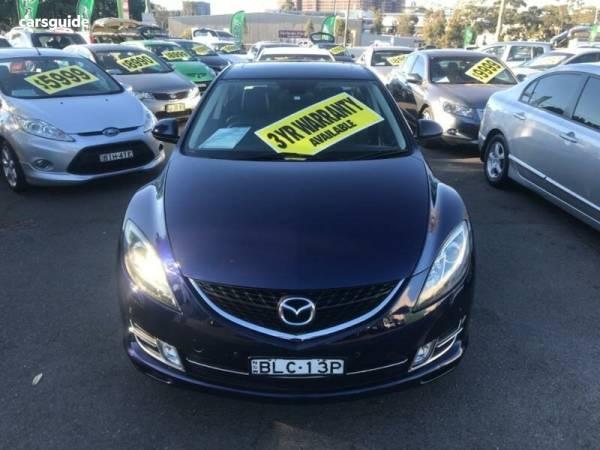 Mazda 6 Luxury Sedan for Sale | carsguide