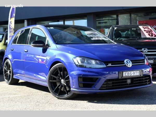 Volkswagen Golf Hatchback For Sale Kirrawee 2232 Nsw Carsguide