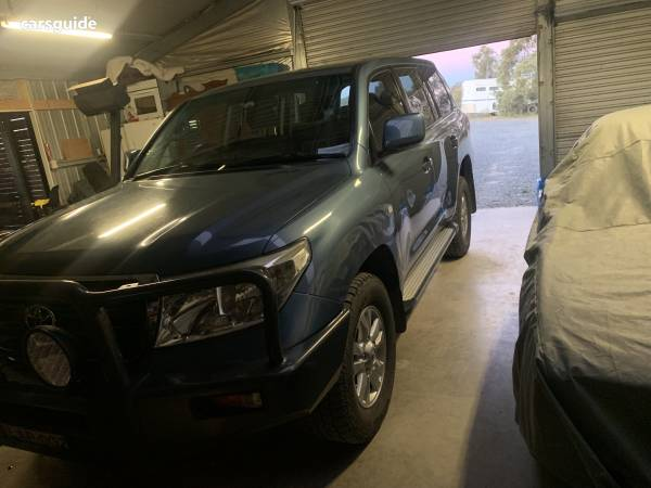 Blue Toyota Landcruiser for Sale , page 3 | carsguide