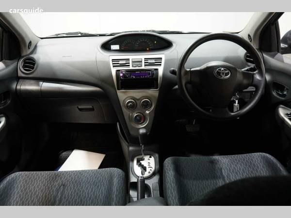 Toyota Yaris Sedan for Sale | carsguide