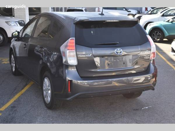 Toyota Prius V Station Wagon for Sale   carsguide