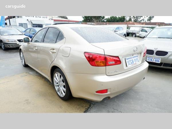 Lexus Is Sedan for Sale Darlington 6070, WA | carsguide