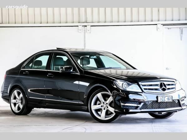 Mercedes-benz C-class Sedan for Sale Wyndham Vale 3024, VIC
