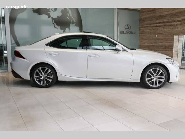 Lexus Is300 Sedan for Sale with Turbo   carsguide