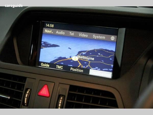 2012 Mercedes-Benz E350 Avantgarde