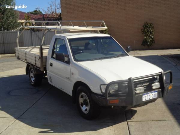 2001 Holden Rodeo DX 4x2 For Sale $2,290 Ute / Tray | carsguide