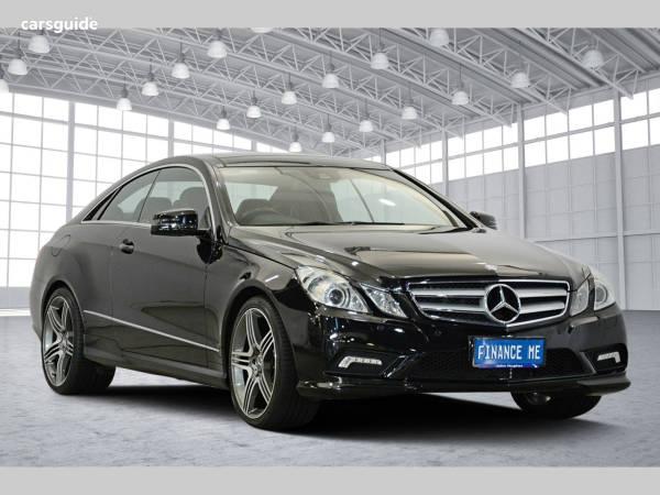 2011 Mercedes Benz E350 Avantgarde For Sale 30 990 Automatic Coupe