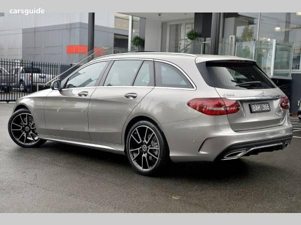 2019 Mercedes-Benz C200 EQ (hybrid)