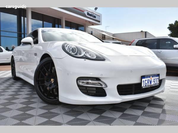 2010 Porsche Panamera Turbo For Sale 99 888 Automatic Sedan Carsguide