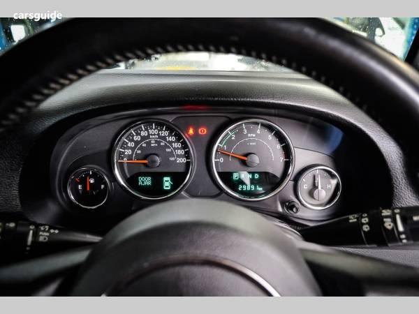 Jeep Wrangler for Sale FREMANTLE 6160, WA   carsguide