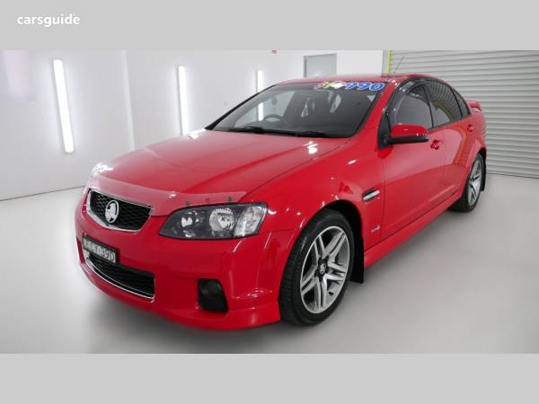 2012 Holden Commodore SV6 For Sale 14 990 Manual Sedan
