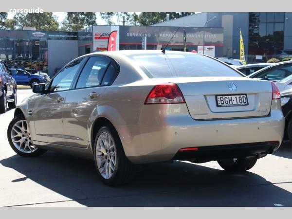 Holden Commodore Sedan for Sale NARELLAN 2567, NSW | carsguide