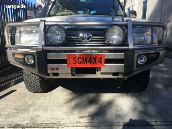 Toyota Landcruiser Station Wagon for Sale BROOKVALE 2100