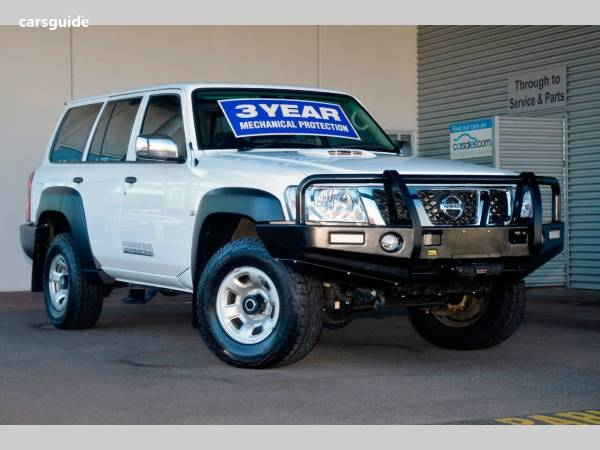 2015 Nissan Patrol DX (4X4) For Sale $31,990 Automatic SUV