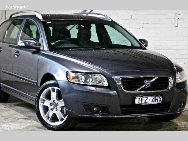 Volvo V50 Station Wagon for Sale | carsguide