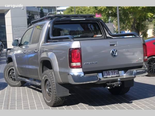 2018 Volkswagen Amarok V6 TDI 550 Sportline