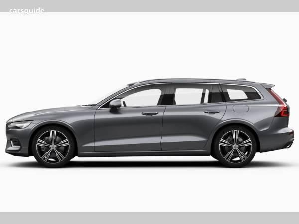 2019 Volvo V60 T8 Phev R Design Hybrid