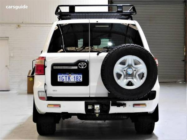 Toyota Landcruiser SUV for Sale ROCKINGHAM 6168, WA | carsguide