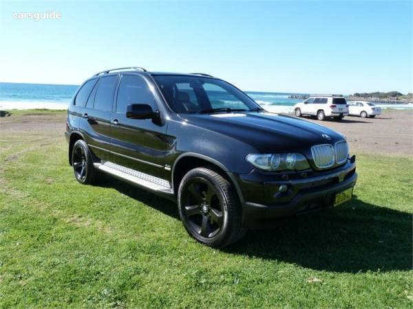 2006 Bmw X5 4 4i For Sale 12 500 Automatic Suv Carsguide