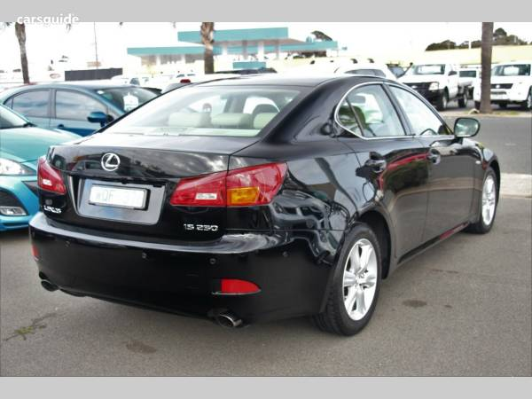 Lexus Is250 for Sale Melbourne VIC | carsguide
