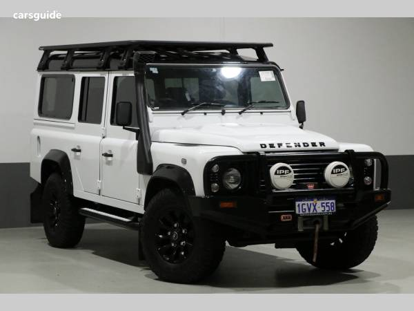 2014 Land Rover Defender 110 (4X4) For Sale $67,977 Manual