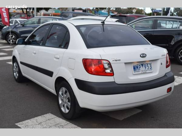 Kia Rio Sedan for Sale | carsguide