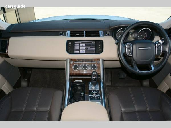 Land Rover Range Rover Sport for Sale Perth WA | carsguide