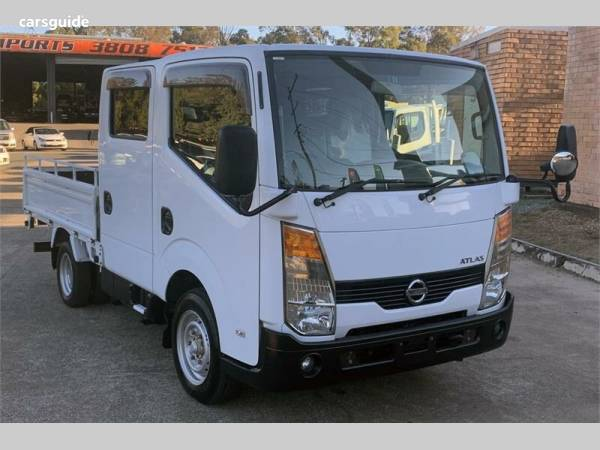 2008 Nissan Atlas 200 For Sale $22,000 Ute / Tray | carsguide