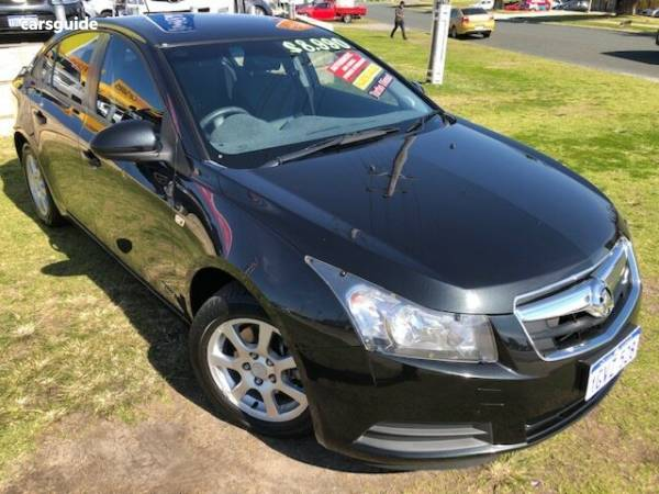 2010 Holden Cruze CD For Sale $8,500 Automatic Sedan | carsguide